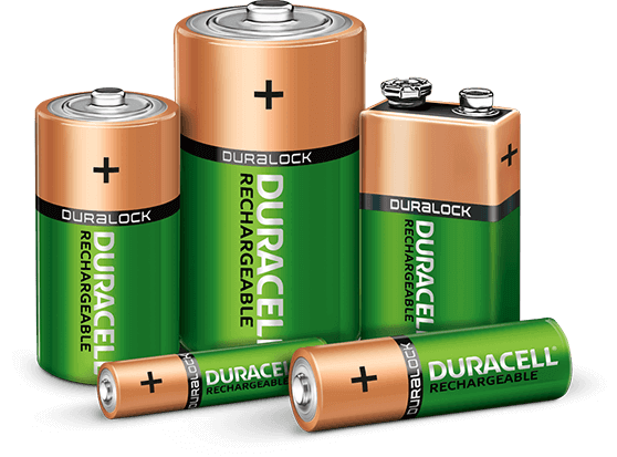 Duracell Rechareable